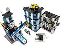 Lego City Полицейский участок 60141, фото 5
