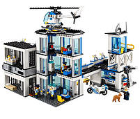 Lego City Полицейский участок 60141, фото 6