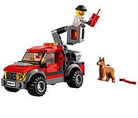 Lego City Полицейский участок 60141, фото 7