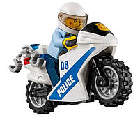 Lego City Полицейский участок 60141, фото 9