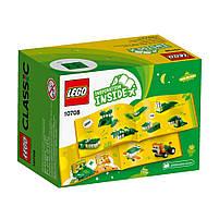 Lego Classic Зелёный набор для творчества 10708, фото 2