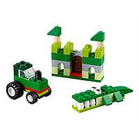 Lego Classic Зелёный набор для творчества 10708, фото 3
