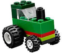 Lego Classic Зелёный набор для творчества 10708, фото 5