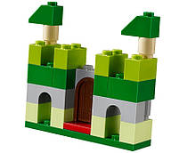 Lego Classic Зелёный набор для творчества 10708, фото 6