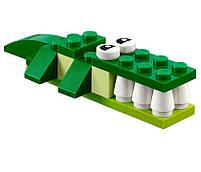 Lego Classic Зелёный набор для творчества 10708, фото 7