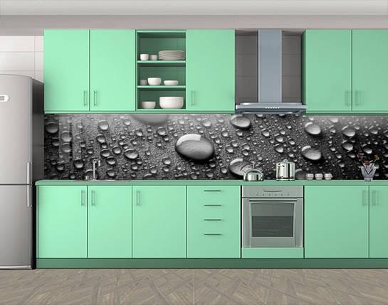 Защитная пленка на кухонный фартук с фотопечатью, 60 х 300 см. С защитной ламинацией, фото 2