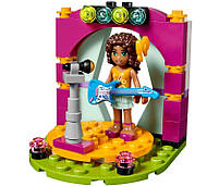 Lego Friends Музыкальный дуэт Андреа 41309, фото 4
