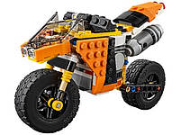 Lego Creator Оранжевый мотоцикл 31059, фото 3
