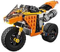 Lego Creator Оранжевый мотоцикл 31059, фото 5