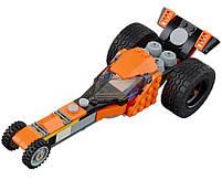 Lego Creator Оранжевый мотоцикл 31059, фото 6