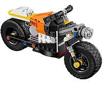 Lego Creator Оранжевый мотоцикл 31059, фото 8