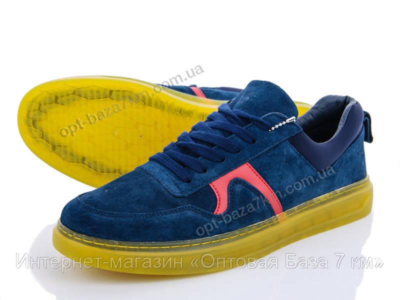 Кроссовки мужские Shoes-room 18067 blue (41-45) - купить оптом на 7км в одессе