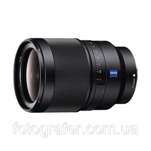 Объектив Sony 35mm F/1.4 Carl Zeisess FE ( SEL35F14Z ) ( на складе )