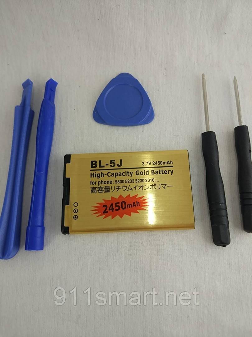 Аккумулятор Nokia bl-5j, 5800, 5233, 5230