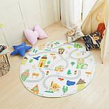 """Безкоштовна доставка! Ігровий килимок-мішок """"Доріжки"""", фото 2"""