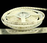 Желтая светодиодная лента R8060BA 3528-60-IP64-Y-10-12 6Вт 12вольт 70лм 5139р