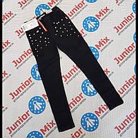 Подростковые  джинсовые лосины для девочек оптом  SEAGULL