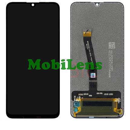 Huawei P Smart 2019, (высота=151мм), POT-LX3, POT-LX1, POT-AL00 Дисплей+тачскрин(модуль) черный, фото 2