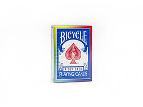 Карты игральные | Bicycle Rainbow Black, фото 2
