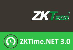 Программное обеспечение ZKTimeNET 3.0