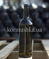 Винная  бутылка 0,75 л (коричневое стекло)