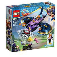 Lego DC Super Hero Girls Бэтгёрл: погоня на реактивном самолёте 41230
