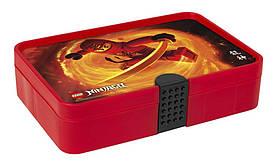 Бокс Лего Ниндзяго для хранения игровых фигурок (с перегородками) 40841733
