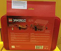 Бокс Лего Ниндзяго для зберігання ігрових фігурок (з перегородками) 40841733, фото 3