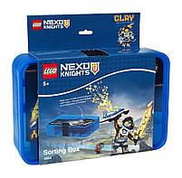 Бокс Лего Некзо Найтс для хранения игровых фигурок (с перегородками) 40841734, фото 2