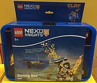 Бокс Лего Некзо Найтс для хранения игровых фигурок (с перегородками) 40841734, фото 3