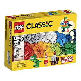 LEGO Classic Дополнение к набору для творчества – яркие цвета 10693