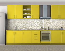 Кухонный фартук с фотопечатью, 60 х 300 см. С защитной ламинацией, фото 2