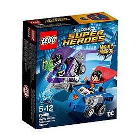 Lego Super Heroes Супермен против Бизарро 76068