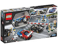 Lego Speed Champions Форд GT 2016 и Форд GT40 1966 75881, фото 2