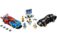 Lego Speed Champions Форд GT 2016 и Форд GT40 1966 75881, фото 3