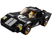Lego Speed Champions Форд GT 2016 и Форд GT40 1966 75881, фото 4