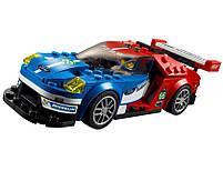 Lego Speed Champions Форд GT 2016 и Форд GT40 1966 75881, фото 6