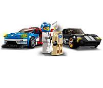 Lego Speed Champions Форд GT 2016 и Форд GT40 1966 75881, фото 8