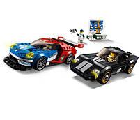 Lego Speed Champions Форд GT 2016 и Форд GT40 1966 75881, фото 9