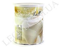 Воск Beauty Hall Белый шоколад (800гр).
