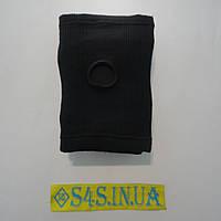 Волейбольные наколенники НДС, официал, сертификат, Asics Gel Kneepad, размер M, чёрные