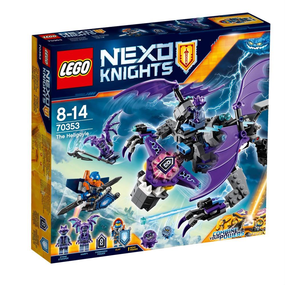 Lego Nexo Knights Летающая Горгулья 70353