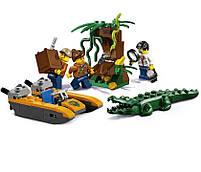 Lego City Джунгли: Набор для начинающих 60157, фото 4