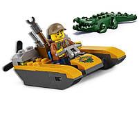 Lego City Джунгли: Набор для начинающих 60157, фото 5