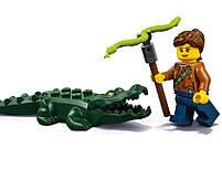 Lego City Джунгли: Набор для начинающих 60157, фото 8