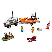 Lego City Внедорожник 4х4 команды быстрого реагирования 60165, фото 3