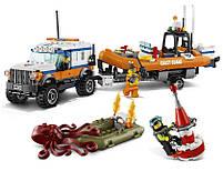 Lego City Внедорожник 4х4 команды быстрого реагирования 60165, фото 4
