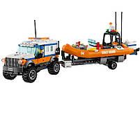 Lego City Внедорожник 4х4 команды быстрого реагирования 60165, фото 6