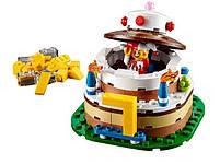 Lego Iconic Торт на День Рождения 40153, фото 2