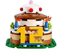 Lego Iconic Торт на День Рождения 40153, фото 3